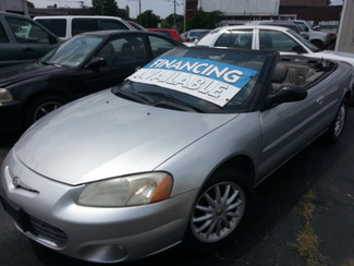 2003 Chrysler Sebring LXi St. Louis, Missouri 12