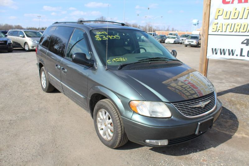 2003 Chrysler Town  Country LXi  city MD  South County Public Auto Auction  in Harwood, MD