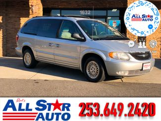 2003 Chrysler Town & Country LXi in Puyallup Washington, 98371