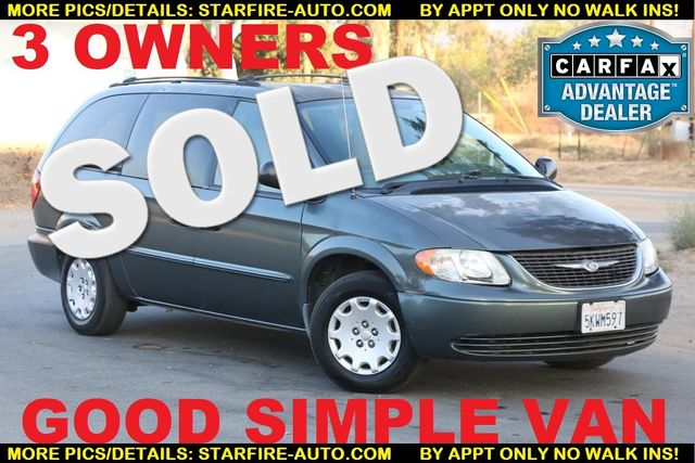 2003 Chrysler Town & Country Santa Clarita, CA