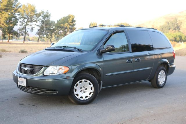 2003 Chrysler Town & Country Santa Clarita, CA 1