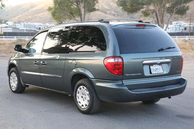 2003 Chrysler Town & Country Santa Clarita, CA 5