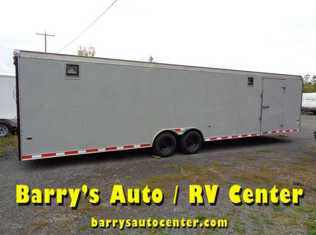 2003 Classic Trailer Custom 32' Car Hauler