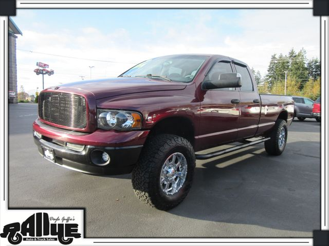 2003 Dodge 2500 Ram Q/Cab 4WD 5.9L Diesel in Burlington WA, 98233
