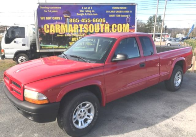 2003 Dodge Dakota SXT Knoxville, Tennessee 2