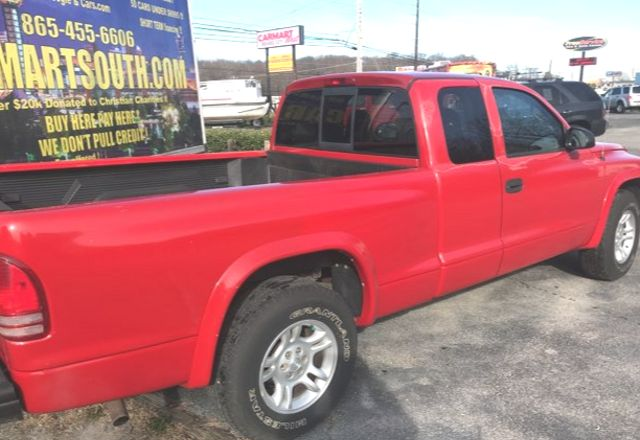 2003 Dodge Dakota SXT Knoxville, Tennessee 5