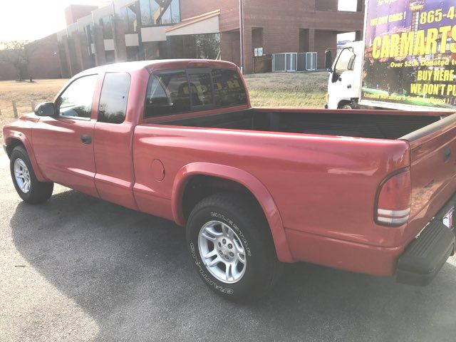 2003 Dodge Dakota SXT Knoxville, Tennessee 3