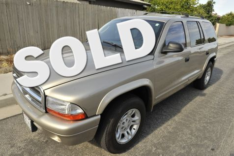 2003 Dodge Durango SLT in Cathedral City