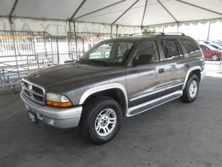 2003 Dodge Durango SLT Plus Gardena, California 0