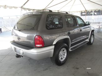 2003 Dodge Durango SLT Plus Gardena, California 2
