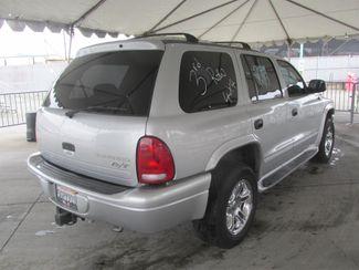 2003 Dodge Durango R/T Gardena, California 2