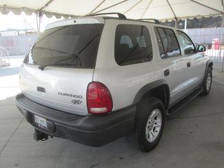 2003 Dodge Durango Sport Gardena, California 2