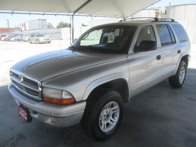 2003 Dodge Durango SLT Gardena, California