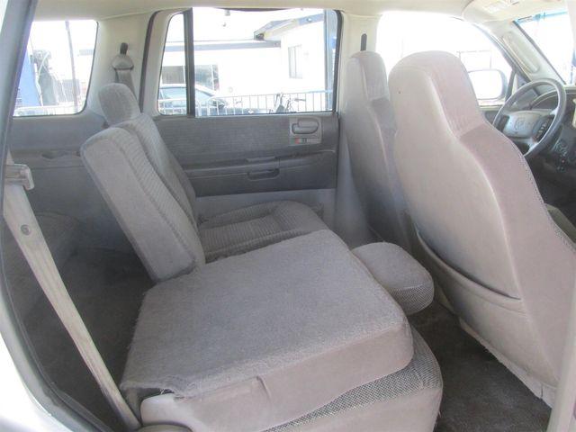 2003 Dodge Durango SLT Gardena, California 11