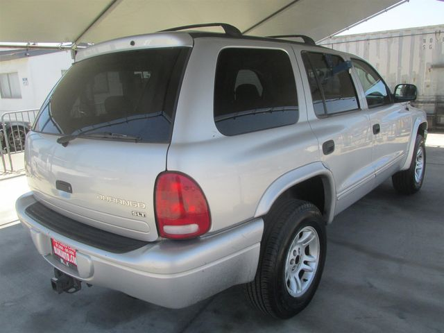 2003 Dodge Durango SLT Gardena, California 2