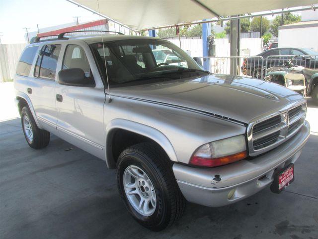 2003 Dodge Durango SLT Gardena, California 3