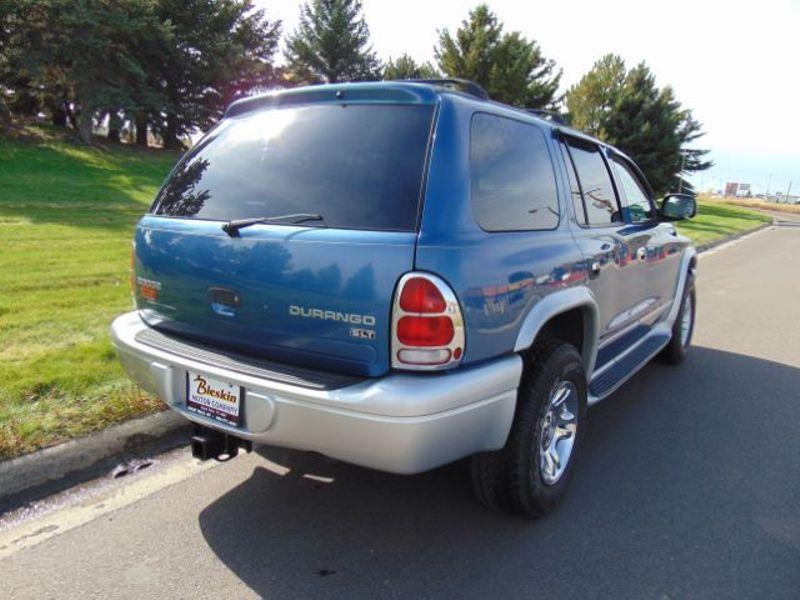 2003 Dodge Durango SLT Plus  city MT  Bleskin Motor Company   in Great Falls, MT