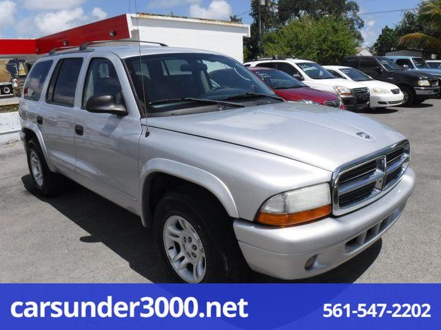 2003 Dodge Durango SLT Lake Worth , Florida