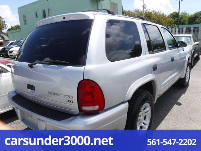 2003 Dodge Durango SLT Lake Worth , Florida 1