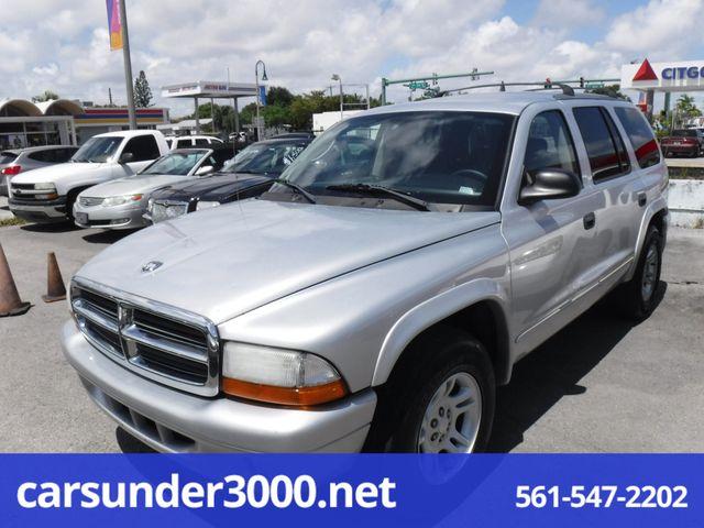 2003 Dodge Durango SLT Lake Worth , Florida 2