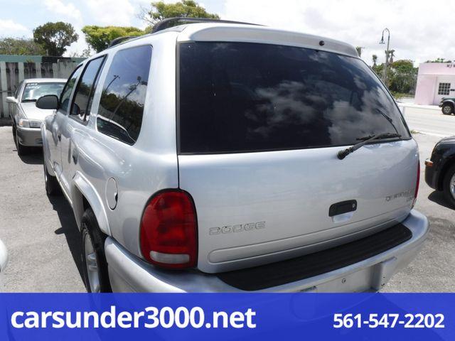 2003 Dodge Durango SLT Lake Worth , Florida 3