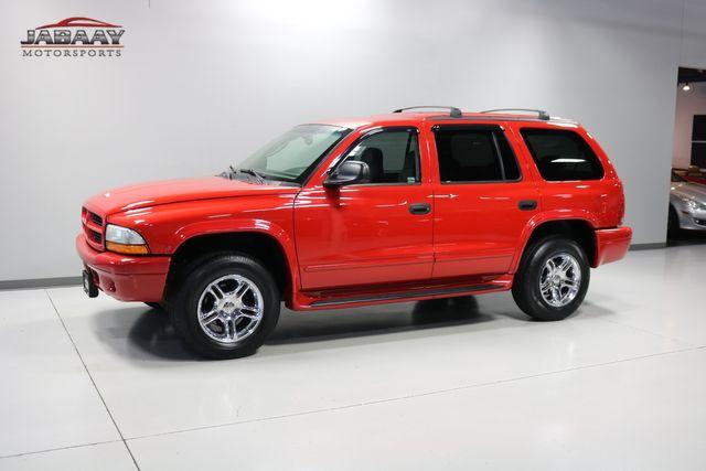 2003 Dodge Durango R/T Merrillville, Indiana 34