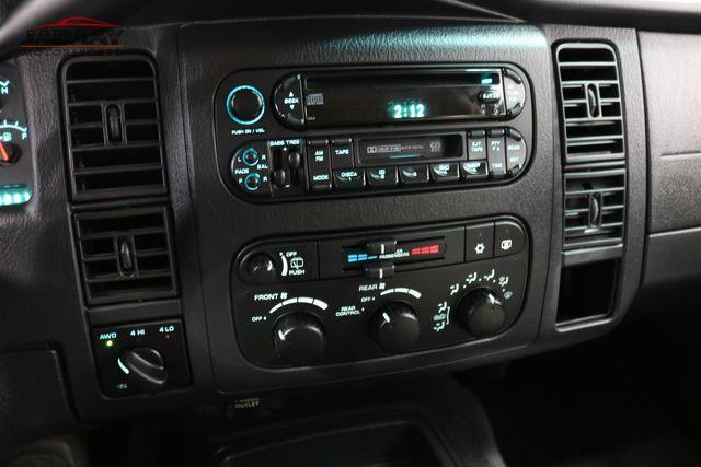 2003 Dodge Durango R/T Merrillville, Indiana 21