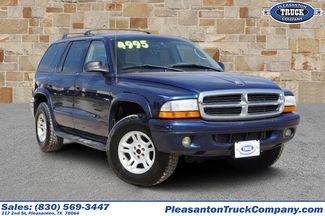 2003 Dodge Durango SLT Plus   Pleasanton, TX   Pleasanton Truck Company in Pleasanton TX