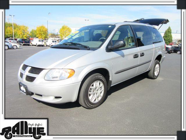 2003 Dodge Grand Caravan SE Handicap