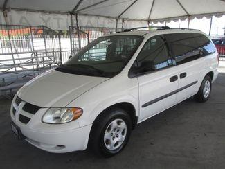 2003 Dodge Grand Caravan SE Gardena, California