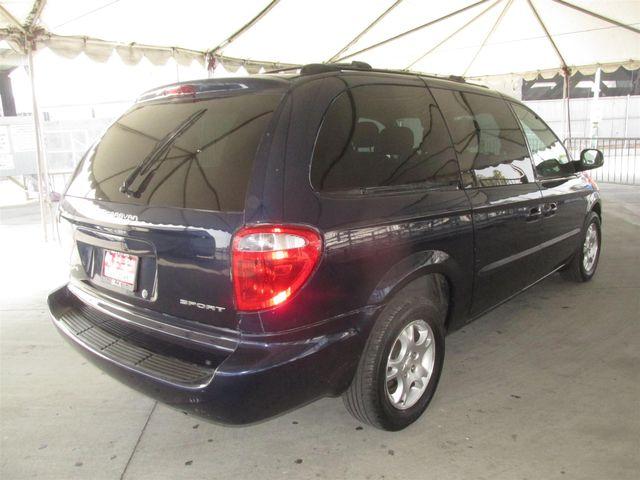 2003 Dodge Grand Caravan Sport Gardena, California 2