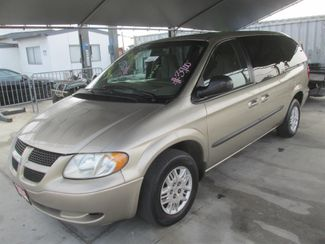 2003 Dodge Grand Caravan Sport Gardena, California