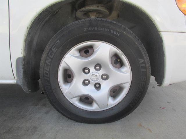 2003 Dodge Grand Caravan SE Gardena, California 13