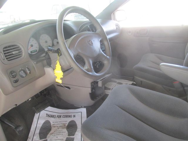2003 Dodge Grand Caravan SE Gardena, California 4