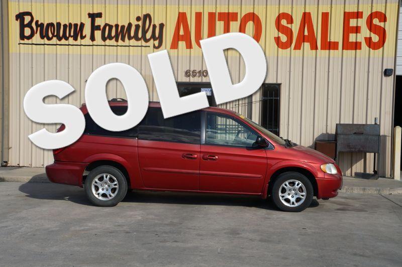 2003 Dodge Grand Caravan EX   Houston, TX   Brown Family Auto Sales in Houston TX