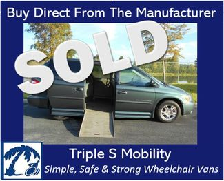 2003 Dodge Grand Caravan Sport Wheelchair Van Handicap Ramp Van Pinellas Park, Florida