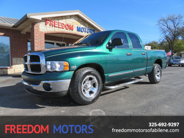 2003 Dodge Ram 1500 SLT | Abilene, Texas | Freedom Motors  in Abilene,Tx Texas