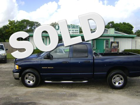 2003 Dodge Ram 1500 ST CREW CAB in Fort Pierce, FL