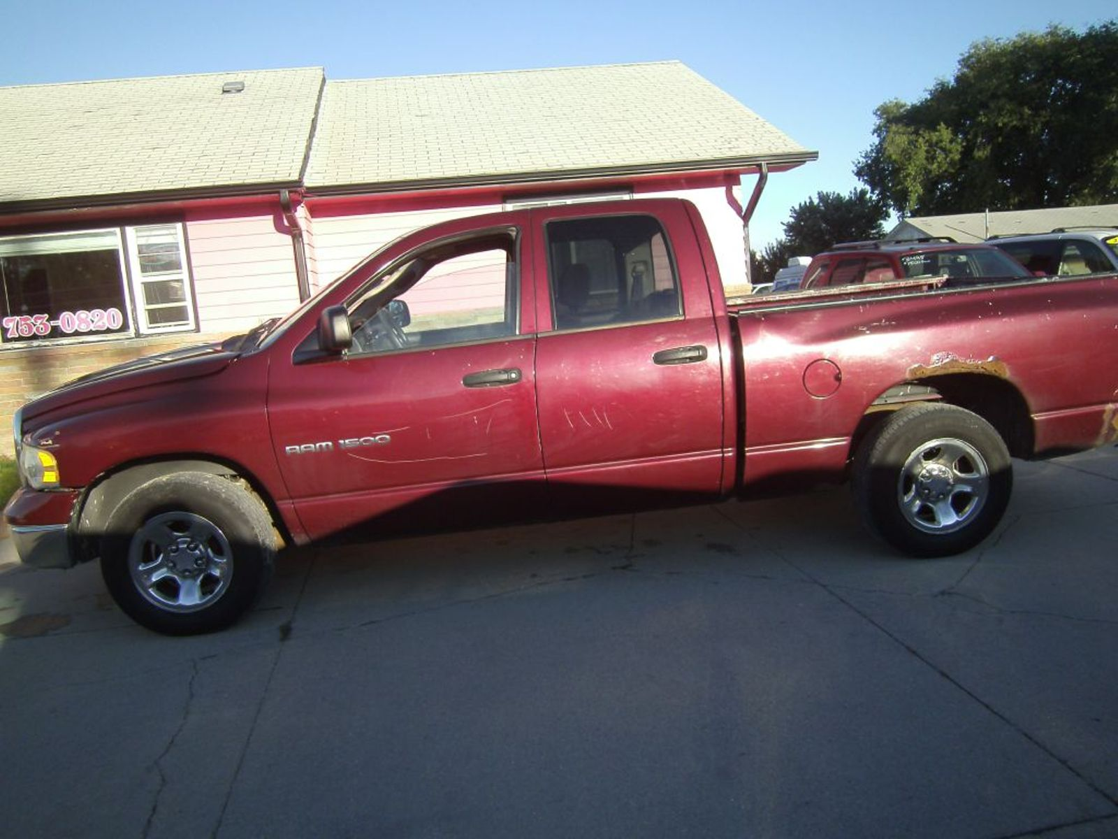 2003 dodge ram 1500 st city ne js auto sales. Black Bedroom Furniture Sets. Home Design Ideas