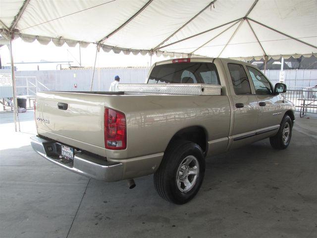 2003 Dodge Ram 1500 ST Gardena, California 2
