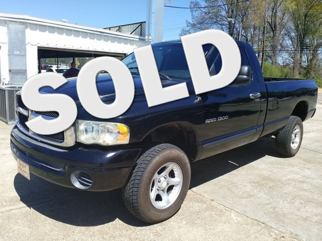 2003 Dodge Ram 1500 ST Houston, Mississippi