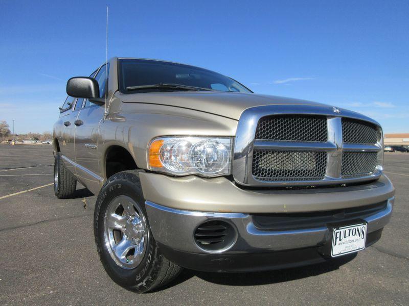 2003 Dodge Ram 1500 Quad Cab SLT 4X4  Fultons Used Cars Inc  in , Colorado