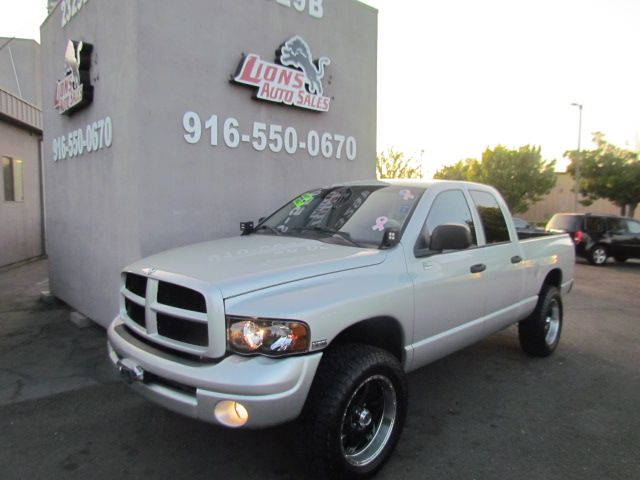 2003 Dodge Ram 1500 ST Sharp Many Extras in Sacramento, CA 95825