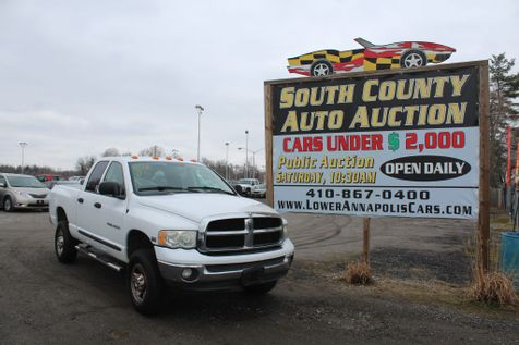 2003 Dodge Ram 2500 ST in Harwood, MD