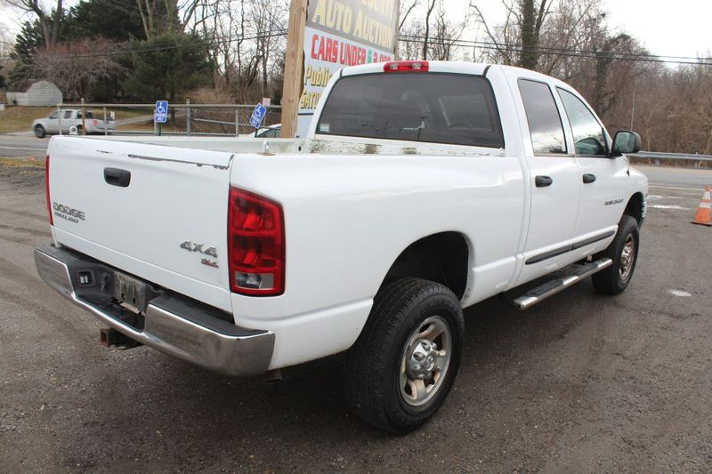 2003 Dodge Ram 2500 ST  city MD  South County Public Auto Auction  in Harwood, MD