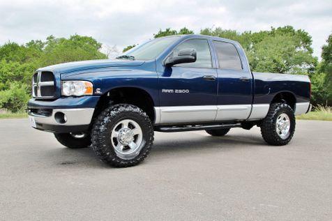 2003 Dodge Ram 2500 LARAMIE - 4X4 - 6 SPEED - 1 OWNER in Liberty Hill , TX