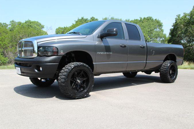 2003 Dodge Ram 2500 in Liberty Hill , TX