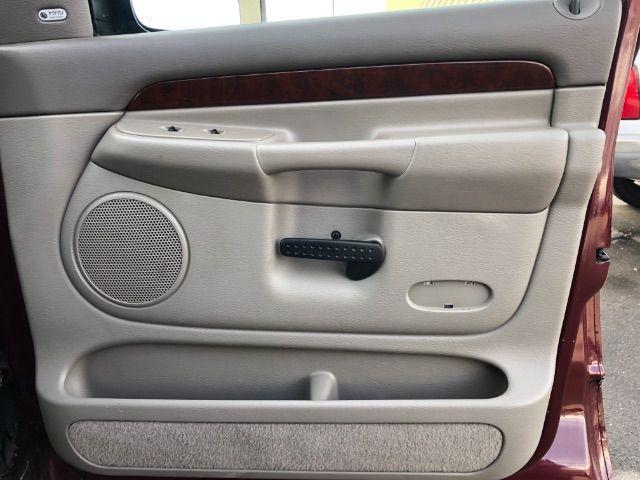 2003 Dodge Ram 2500 Laramie Quad Cab Short Bed 4WD LINDON, UT 26