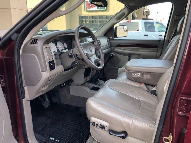 2003 Dodge Ram 2500 Laramie Quad Cab Short Bed 4WD LINDON, UT 12