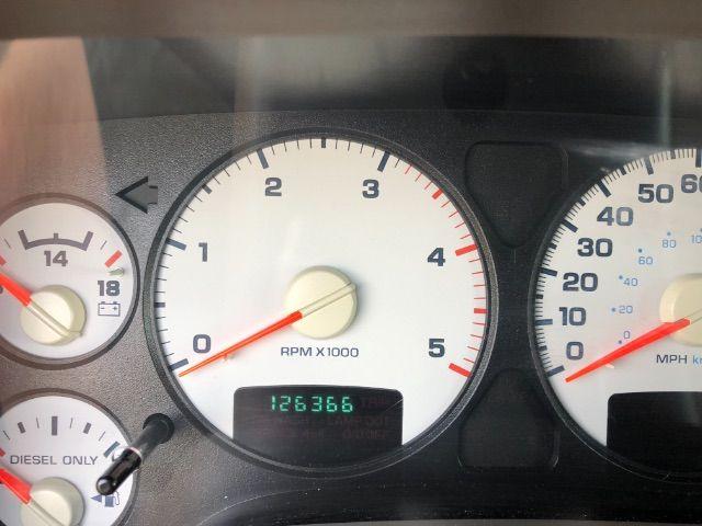2003 Dodge Ram 2500 Laramie Quad Cab Short Bed 4WD LINDON, UT 21